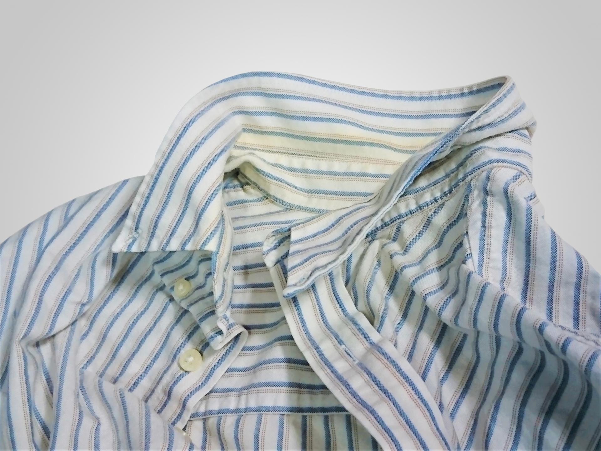 ワイシャツを洗濯すると縮むのはなぜ?その原因についてご紹介