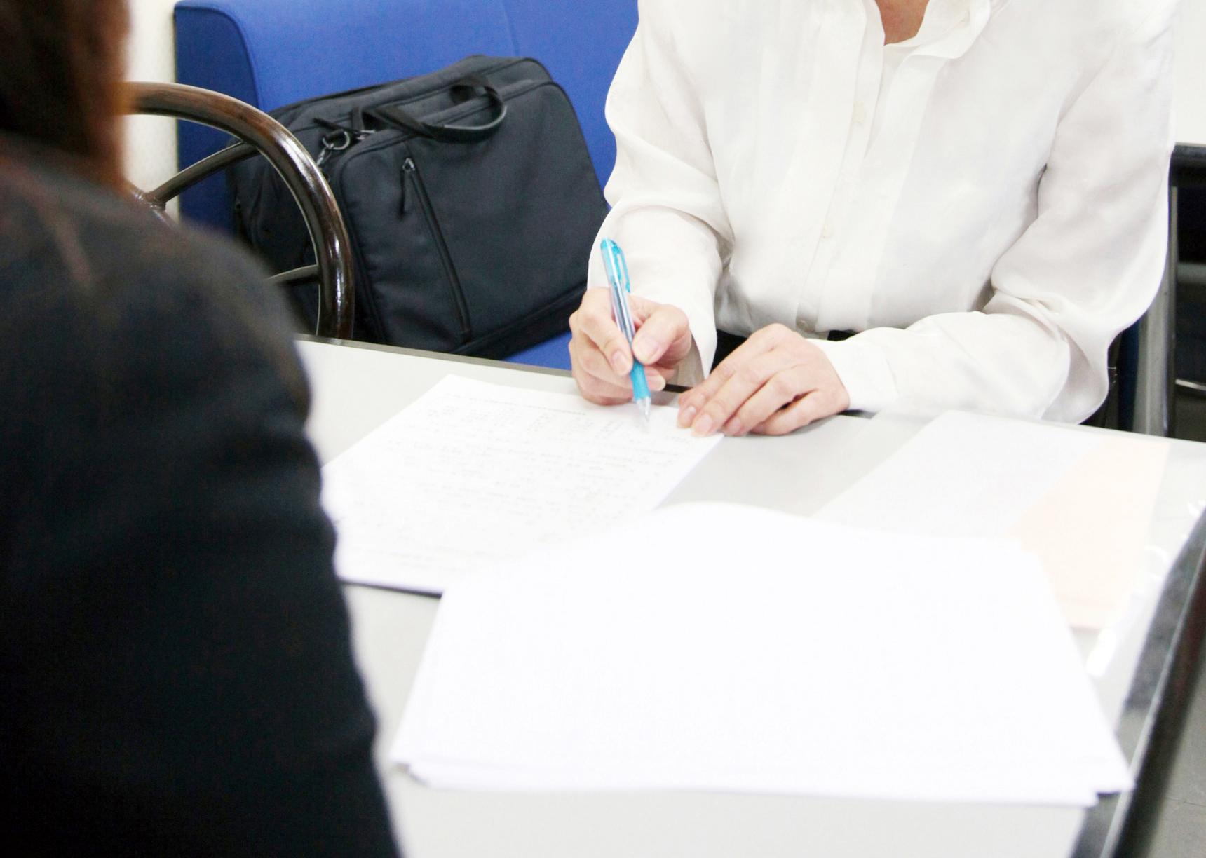 高校入試の面接シートとは?長所や短所を書くときのポイント