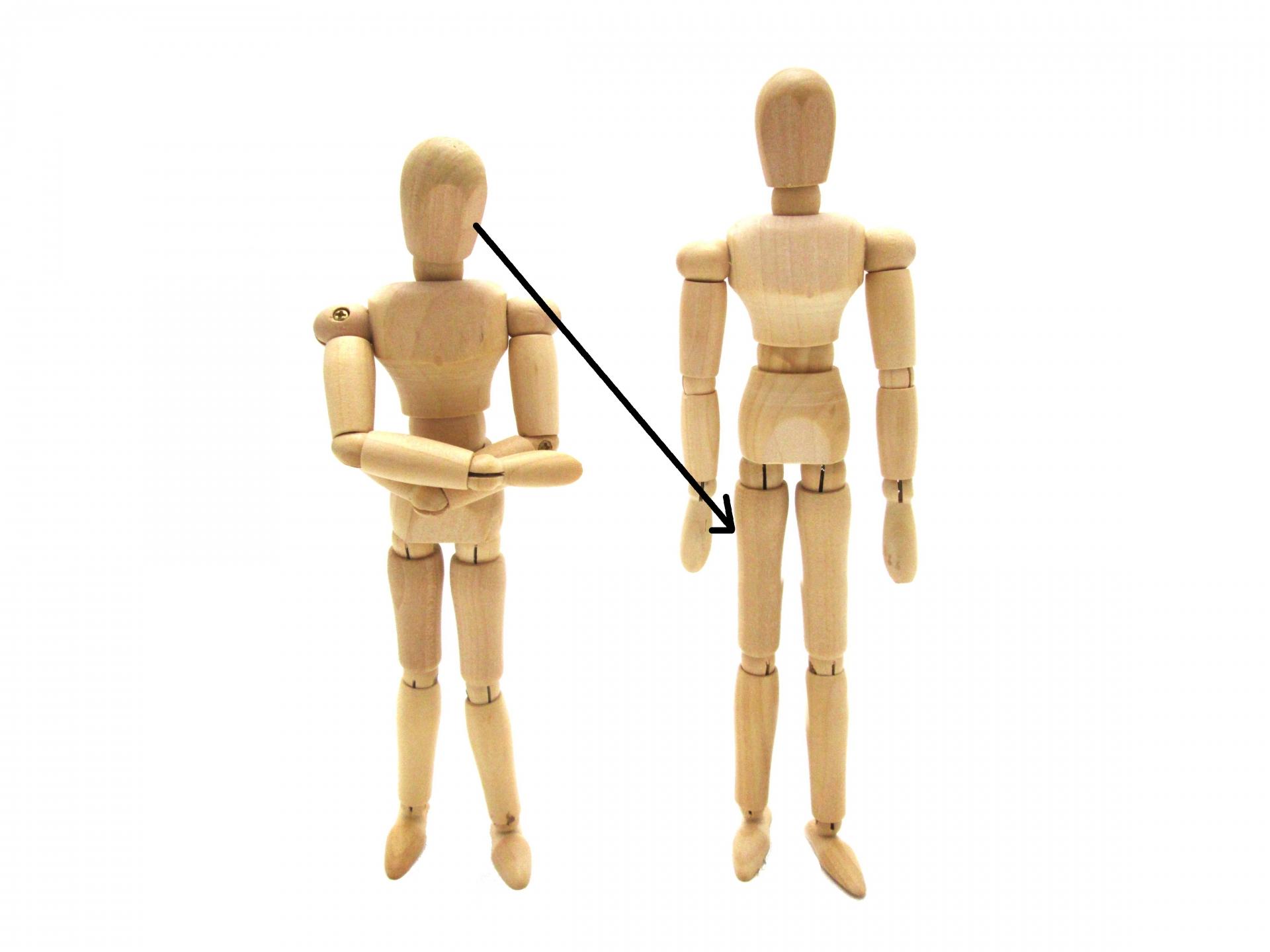 身長170cmの男は背が低い?女性から見た印象と身長について