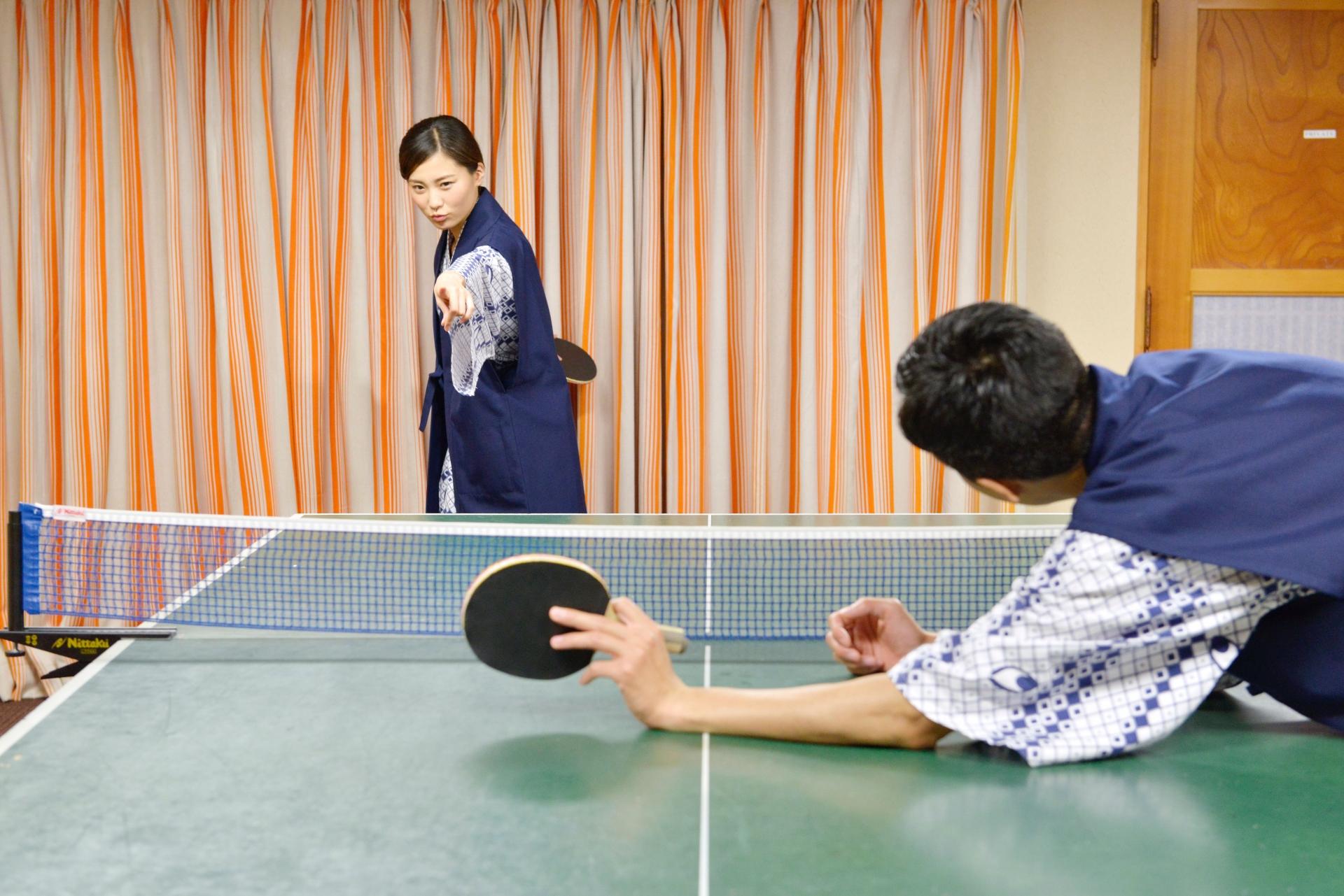 卓球のカットマンが上達するコツとは?練習方法やポイント