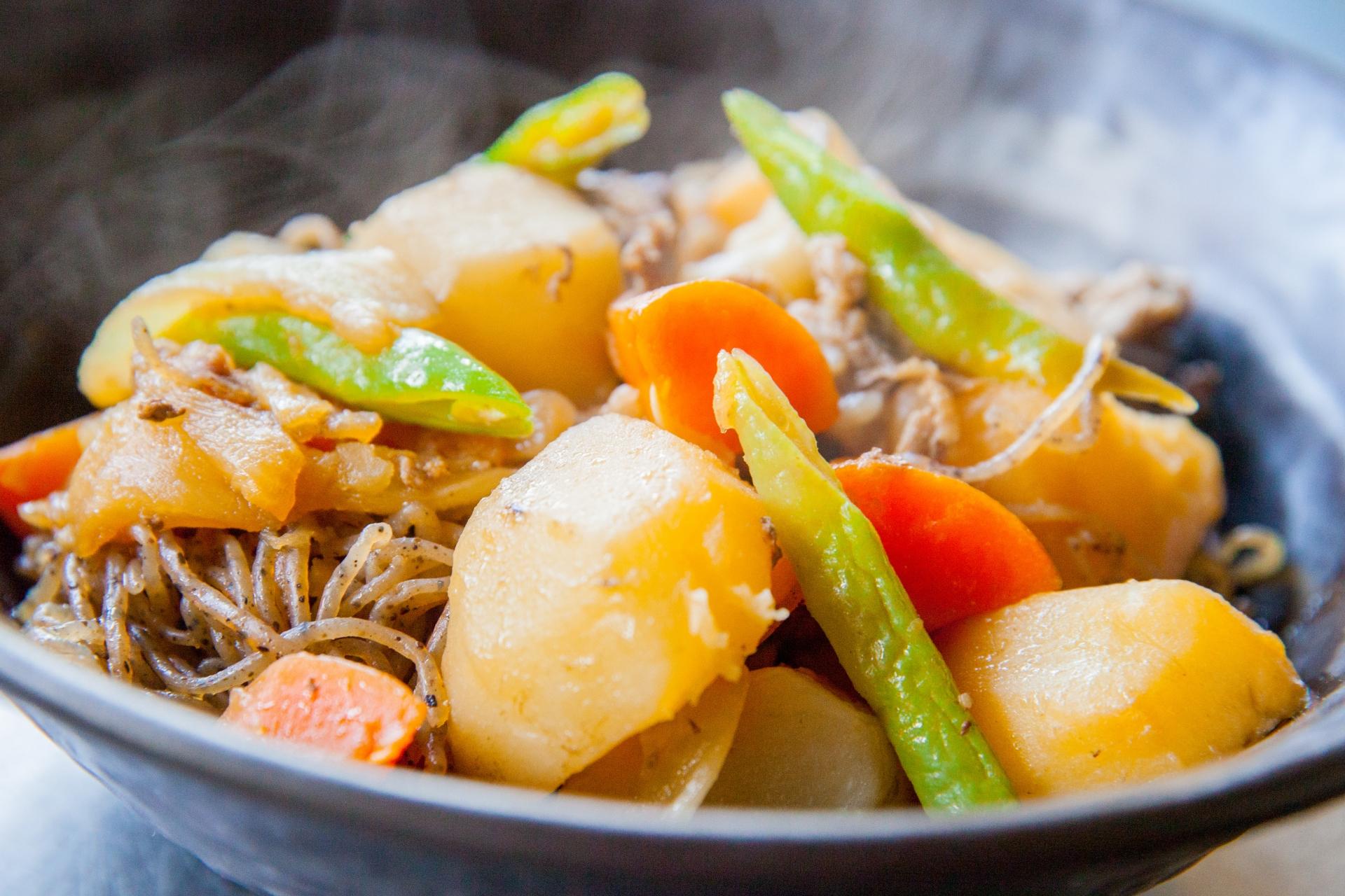 煮物を作ろう!簡単に美味しい料理を食べる方法について