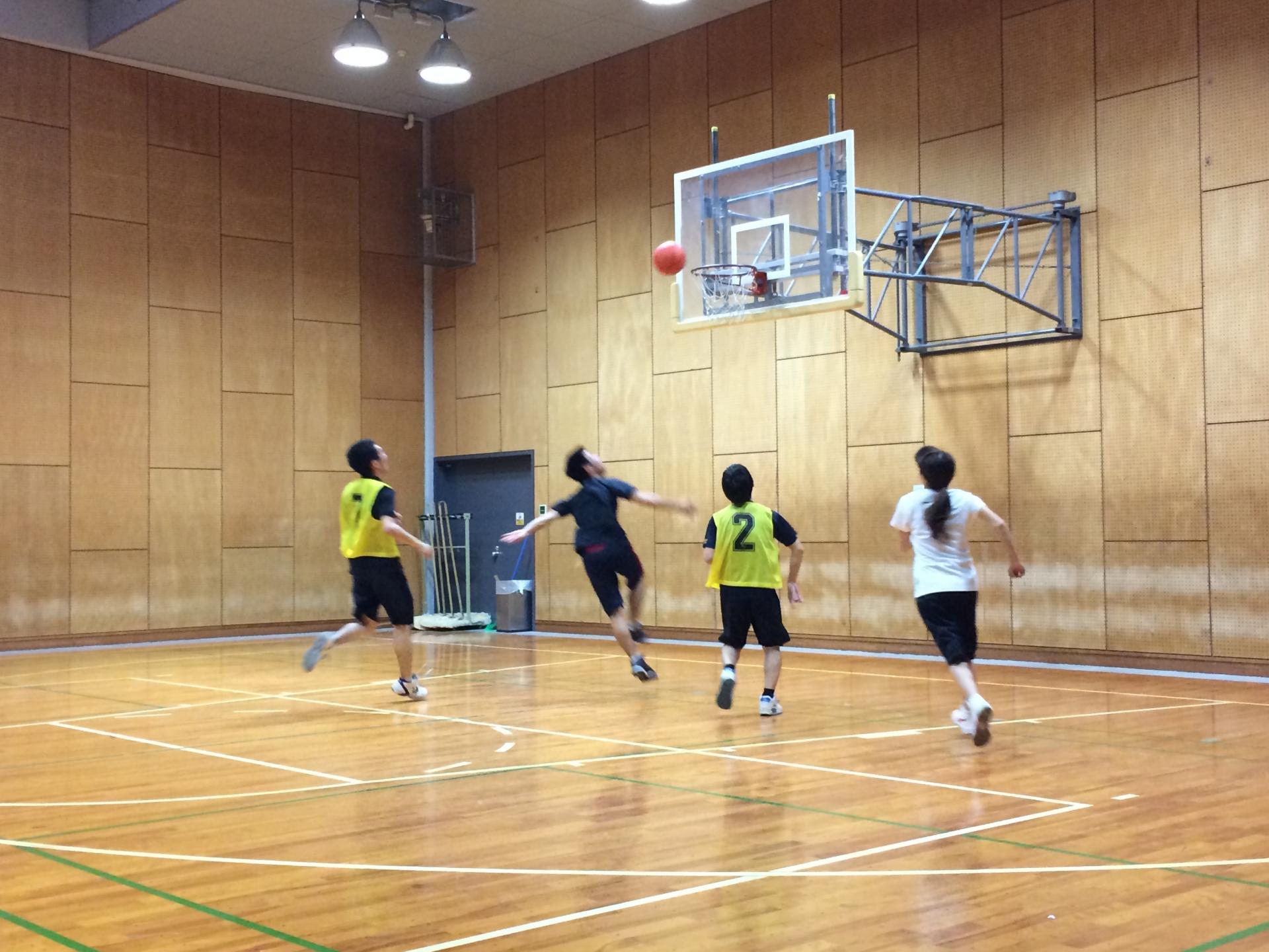 バスケの試合前はアップが重要!ウォーミングアップのメニュー