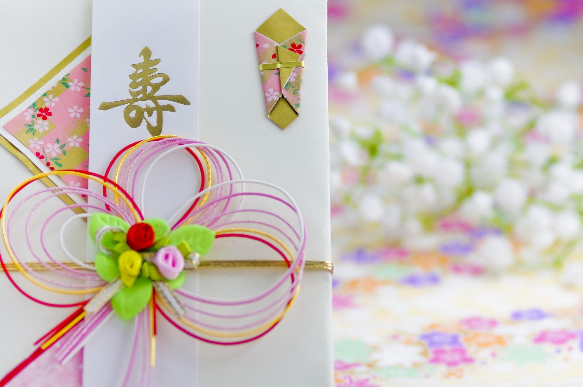 祝儀の相場について!姪の結婚式を祝いましょう!