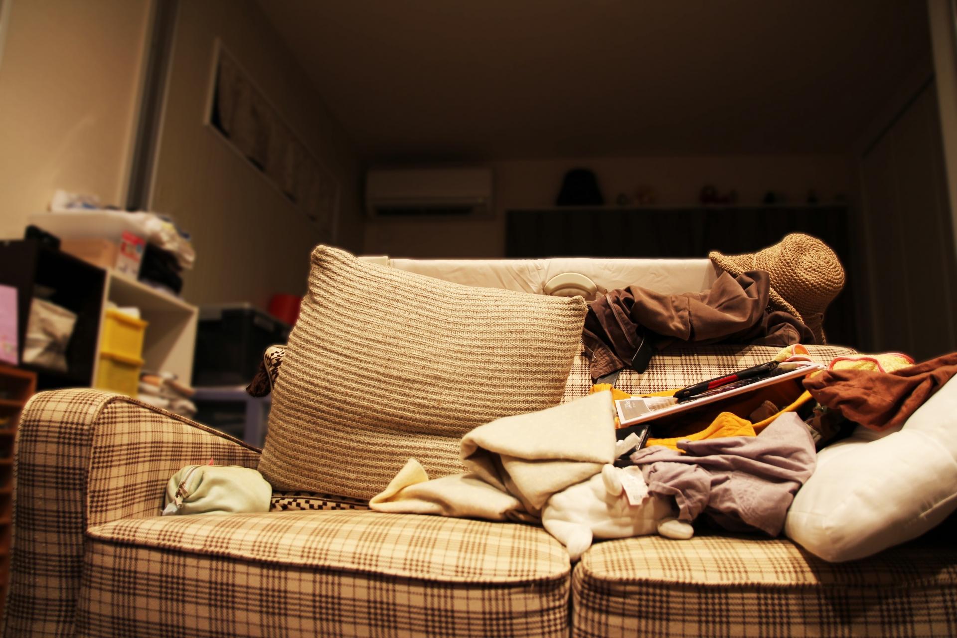 一人暮らしで掃除機をかける頻度とは?理想は週に一度!